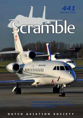 Scramble Magazine issue 441 - February 2016
