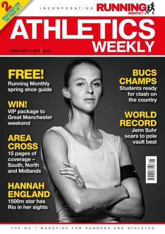 Athletics Weekly issue 04/02/2016