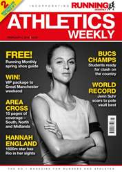 Athletics Weekly issue 04/02/2016