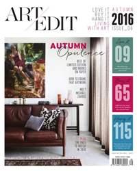 Art Edit issue Art Edit Issue 9