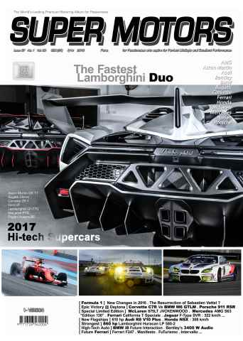 SuperMotors issue Issue 57