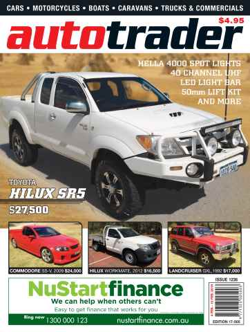 AutoTrader issue 17-005