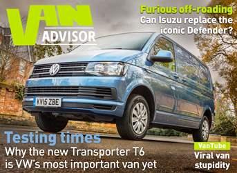 Van Advisor issue Issue 15