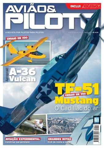 Avião & Piloto issue Fevereiro 2016