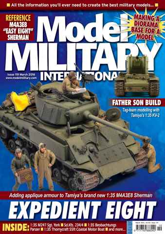 Model Military International issue 119
