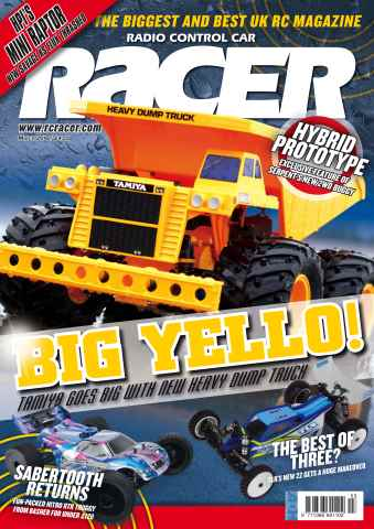 Radio Control Car Racer issue March 2016