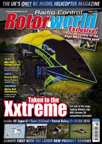 Radio Control Rotor World issue 119