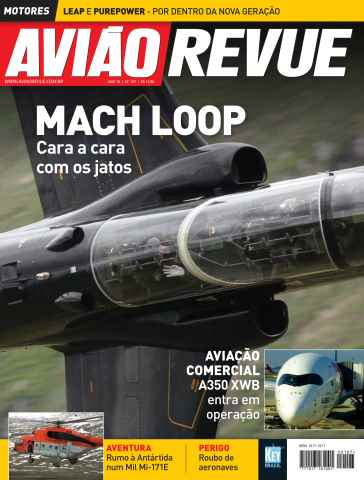 Aviao Revue issue Número 197