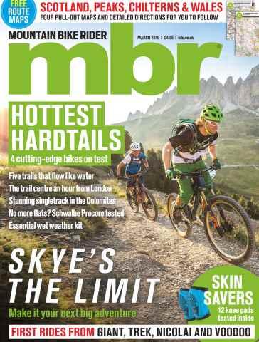 Mountain Bike Rider issue March 2016