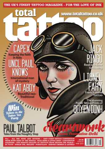 Total Tattoo issue Total Tattoo Issue 137