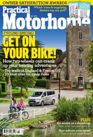 Practical Motorhome issue April 2016