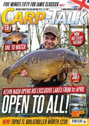 Carp-Talk issue 1109