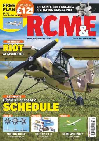 RCM&E issue Mar-16