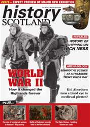 History Scotland issue March - April
