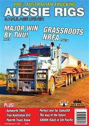 Aussie Rigs and Haulage Driver issue Issue 4