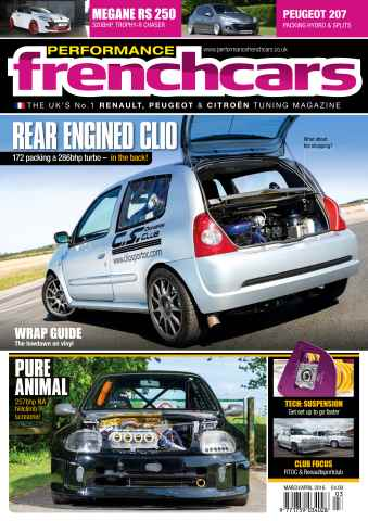 Performance French Cars issue Mar Apr 16