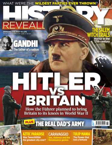 History Revealed issue February 2016