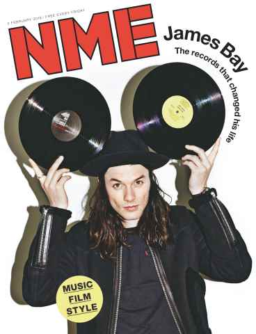NME issue 5th February 2016