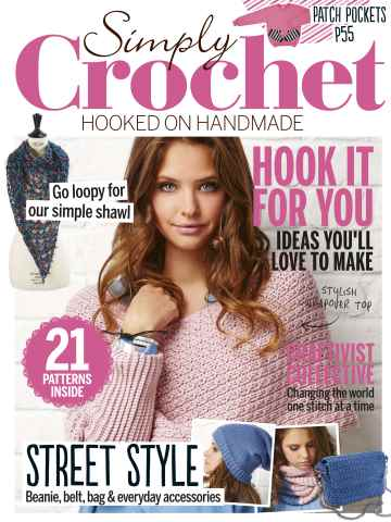 Simply Crochet issue Issue 41
