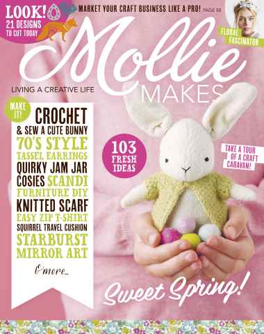Mollie Makes issue Issue 63