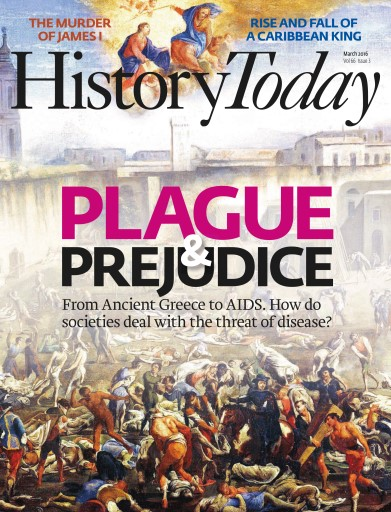 History Today issue March 2016