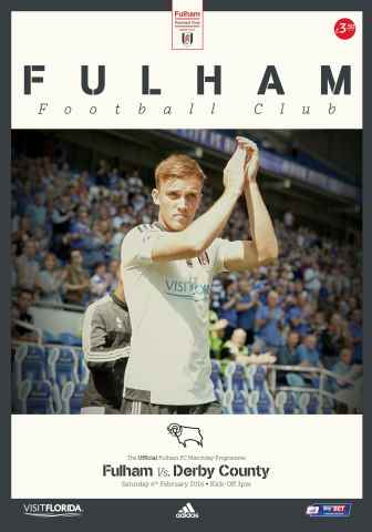 Fulham FC issue Fulham v Derby 2016