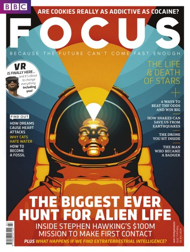Focus - Science & Technology issue February 2016