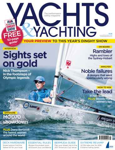 Yachts & Yachting issue March 2016