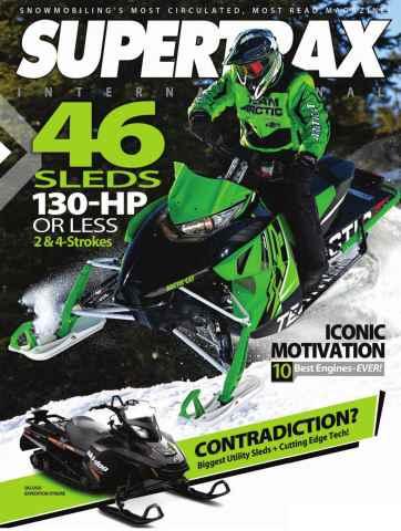 SuperTrax issue Volume 27 Issue 4
