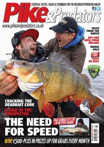 Pike & Predators issue 220