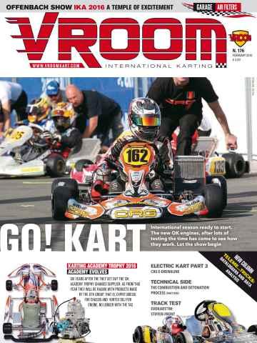 Vroom International issue n 176 - February 2016