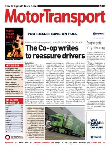 Motor Transport issue 8 February 2016