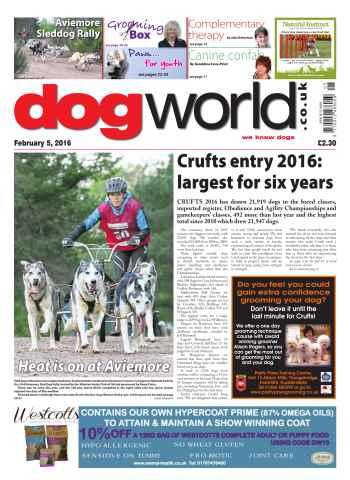 Dog World issue 05 February 2016