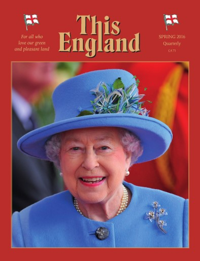 This England issue Spring 2016