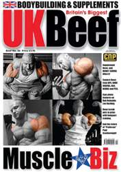The Beef Magazine issue Issue 86 - March/April 2016