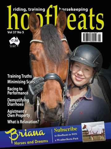 Hoofbeats issue Feb/Mar 2016