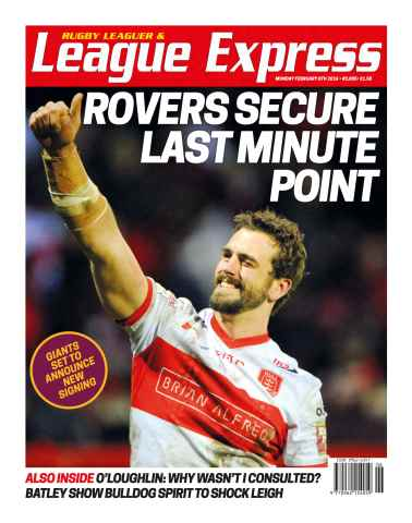 League Express issue 3005