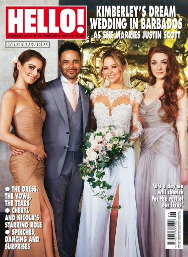 Hello! Magazine issue 1417