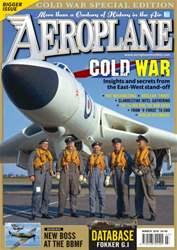 Aeroplane issue March 2016