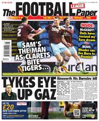 The Football League Paper issue 7th February 2016