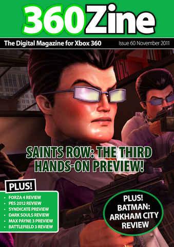 360Zine issue Issue 60
