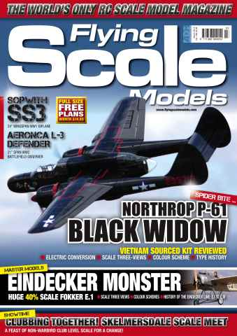 Flying Scale Models issue March 196