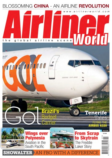 Airliner World issue March 2016