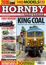 Hornby Magazine issue March 2016