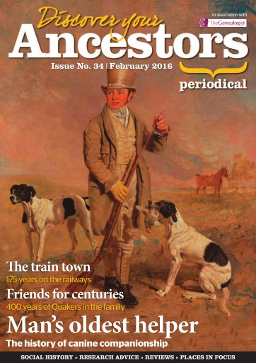 Discover Your Ancestors issue February 2016