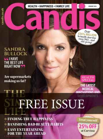 Candis issue Free Sample