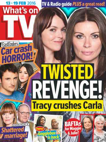 What's on TV issue 13th February 2016