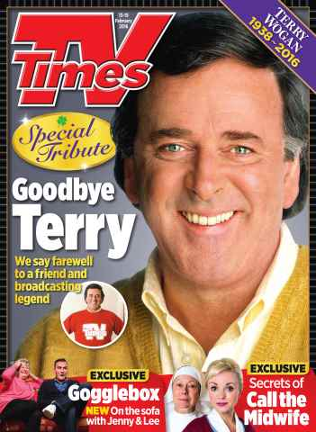 TV Times issue 13th February 2016