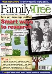 Family Tree issue Family Tree March 2016
