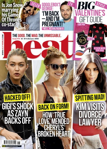 Heat issue 13th February 2016